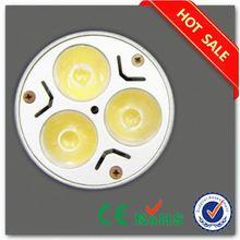 Square Bean Mr16 Base Shenzhen 400lm led spot lighting serie