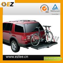 car truck Hitch Mount Folding bike basket Cargo luggage Carrier