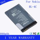 Replacement mobile phone battery batterij bateria for nokia bl-4c