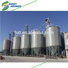 Barley Seed Silos For Sales Soya Bean Bins Silos For Bulk Plastic Pellets Used