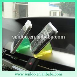 Triangle shaped anti slip sticker Lazy phone holder