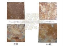 S1120 rusty slate paving patterns