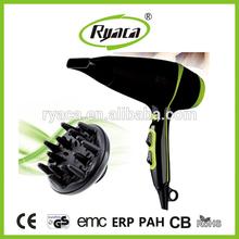 Ryaca High Quatity 2000W hair dryer BY-520 to EU markets
