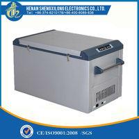 DC 12v mini fridge portable mini deep freezer for car