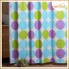 New design printing shower curtain,Peva shower curtains
