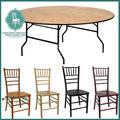 preço de fábrica de madeira cadeira do banquete para venda