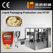 High quality mashed potato packing machine