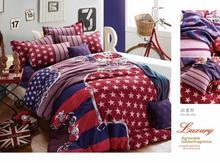 America star design children bedding set from nantong