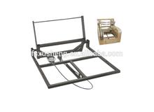 sofa recliner chair mechanism for sauna use/functional sofa chair metal frame