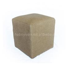 Hot Sale Fabric Furniture/Cube Ottoman/Furniture Diwan