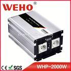 Aluminium 2000w 48v to 220v pure sine wave cfl ups inverter