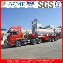 Sea transportation 20feet ISO tank container