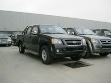 China pick up truck, LHD or RHD with diesel or gasoline engine