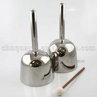 pure platinum quartz crystal singing handle bowl
