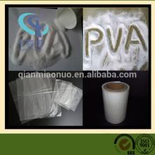 textile sizing grade pva/ pva polyvinyl alcohol polymer 1788/ pva fiber for cement