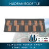 steel roofing Type and AL-ZN Coated Steel,stone coated metal Material used metal roofing sale