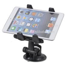 easy operation 360 degree rotation car holder for ipad, universal car holder for tablet