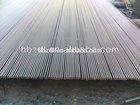 ASTM A53 1/4'' SCH80 gr.b black seamless steel pipe manufacturing companies