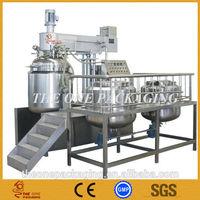 TOVH-650L Vacuum Emulsifier Tooth Paste Homogenizer mixer