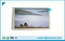 8.4 Inch 800x600 Industrial AV / VGA / DVI LCD Display YXIN084-GL 1000nits