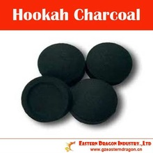 Used in shisha lounge Carbon Content:93% 40mm hard wood charcoal