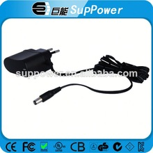 VARIOUS TOP QUALITY PLUG IN TYPE power adapter 9v 500ma
