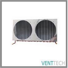 Big discount copper condenser multi flow fin type cold room condensing unit