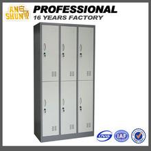 Cheap steel bedroom furniture metal wardrobe closets locker