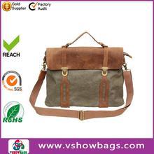 chrome leather mens messenger bag factory