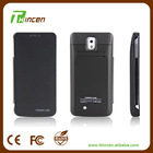 3800mAh Power Flip Cover Case External Battery for Samsung Galaxy Note 3 N9006