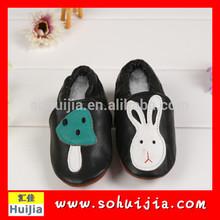 Latest Design Hottest Customized Genuine Leather Baby flat shoes