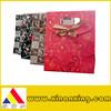 Hot sales white card paper bag/cardboard bag for shopping