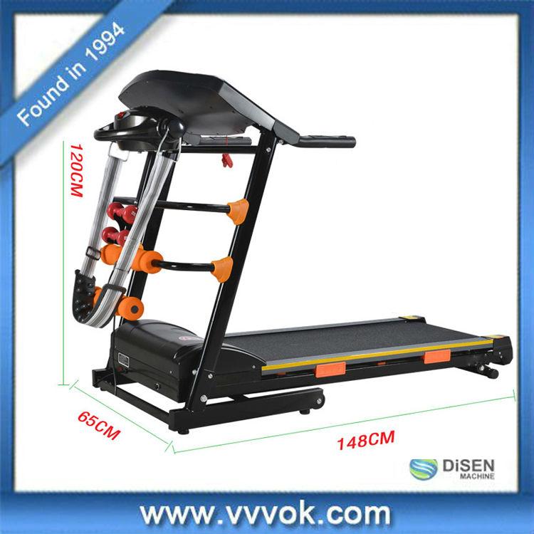 running exercise machine price