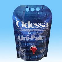 BPA Free reusable wine spout pouch