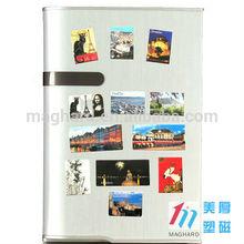 flexible paper fridge magnets sticker