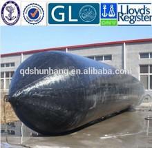 High working pressure rubber type dock balloon
