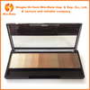 12 colors leaves soft & satin finish eyeshadow