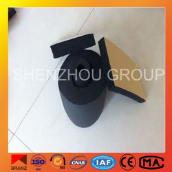 rubber inner tube material self-adhesive foam insulation rubber foam tube