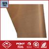 High density PTFE film coated fiberglass silicone cloth