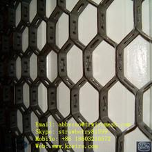 Metal Tortoise Shell Net Wire Mesh For Inner Decoration