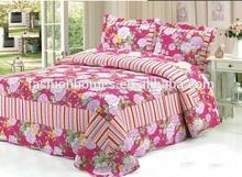 Rich Peony Bedding Set Comforter Set