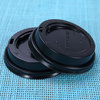 Dongguan Plastic Coffee Cup Lids/Ice Cream Cup Paper Lids/Plastic Coffee Can Lid
