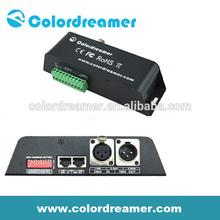 Colordreamer led rgb controller 4 ch dmx decoder for strip DC5V-12V DMX to PWM