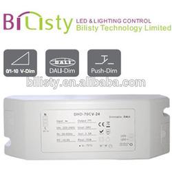 60w constant voltage 0-10v led work light driver