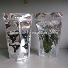 custom printed aluminum foil packaging for coffee bag
