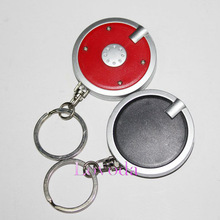 promotional gift led keychain,plastic led flashing torch light key chain,cheap mini led flashlight torch,led projector JLP-019