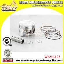High quality piston motorcycle piston ring piston for bajaj discover for sale