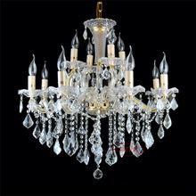 La lámpara de araña, de cristal de vidrio prisma de la lámpara de araña de cristal colgantes