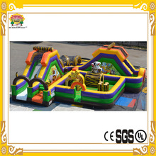 China wholesale residential inflatable slide