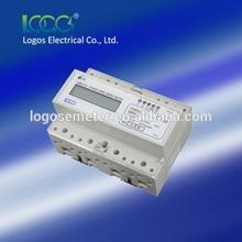 Bi directional energy meter